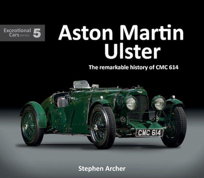 Aston Martin Ulster - Remarkable History of CMC 614