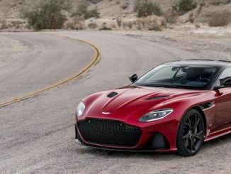 Aston Martin Works To Present Sensational New Dbs Superleggera At Salon Privé