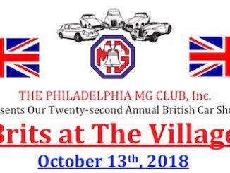 Brits at The Village 2018