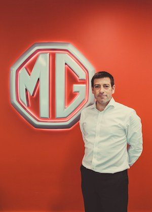 Daniel Gregorious - MG Motor Invests in People and Premises