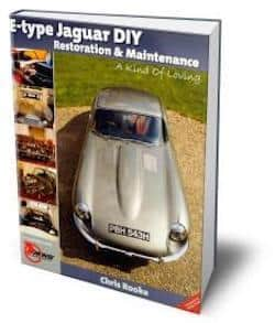 E-type Jaguar DIY Restoration & Maintenance