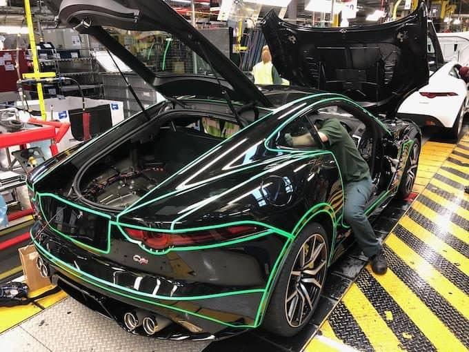 Mission Motorsport Receives Donation of Two Jaguar F-TYPEs