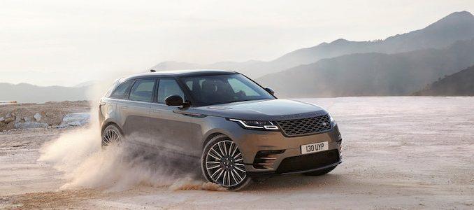 Jaguar Land Rover Worldwide Sale for June 2018