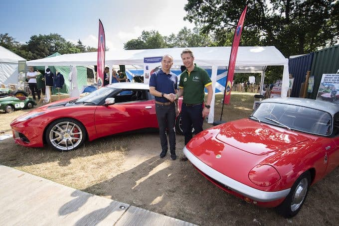 Jim Clark Trust Launches Competition to Win 100,000th Lotus