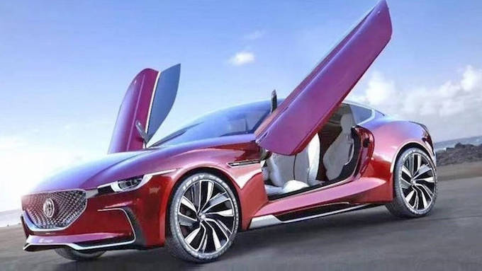 More New MG Sports Car Rumors
