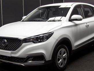 MG Motor beats 2017 annual volume by 4th July 2018