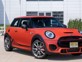 MINI John Cooper Works International Orange Edition