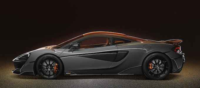 McLaren 600LT Chicane Grey