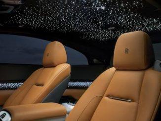 Rolls-Royce Wraith Luminary Film Showcases Bespoke Craftsmanship
