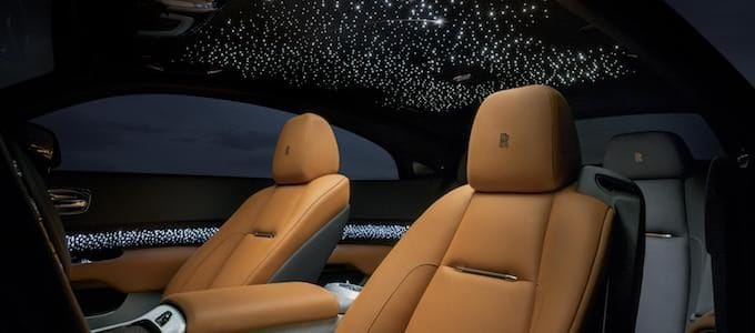 Rolls-Royce Wraith Luminary Film Showcases Bespoke Craftsmanship