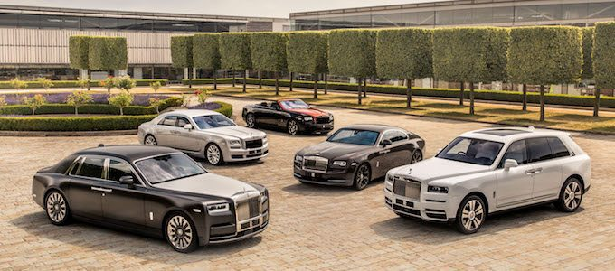 Strong Half-Year 2018 Sales for Rolls-Royce