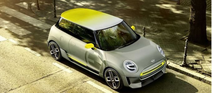 UK Premier of MINI Electric Concept and MINI John Cooper Works GP Concept