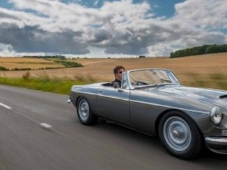 VotW - The MGB Abingdon Edition at Silverstone