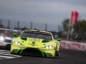 Podium Joy for Aston Martin at Silverstone