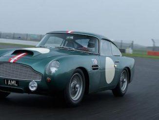 Aston Martin DB4 GT Continuation 58