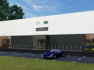 Jaguar Land Rover Classics Extends Services to North America with Savannah, GA Facility
