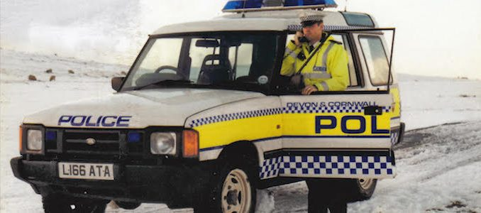 Land Rover Emergency Vehicles by James May - Header