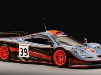 McLaren F1 GTR '25R' - certification