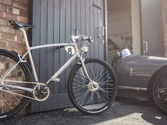 Pashley - Morgan Bicycles to be Launched This Summer