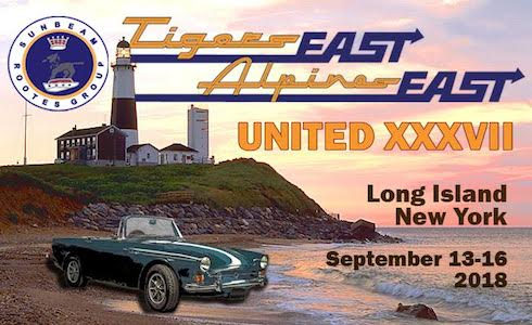 Tigers East-Alpines East Concours d'Elegance