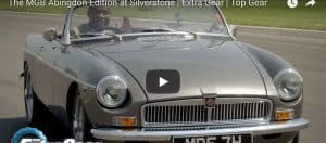 VotW - Top Gear on the MGB Abingdon Edition at Silverstone