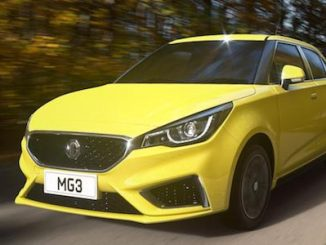 MG Unveils Update to MG3 Range