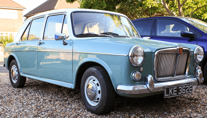 1967 MG 1100 4-door Sold for £3,520