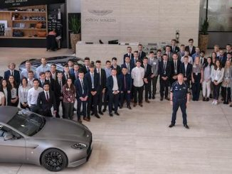 Aston Martin 2018 Apprentice and Graduate