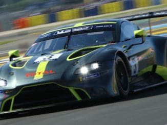 Aston Martin Vantage GT3 to Debut at Nürburgring