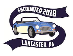 Austin-Healey Sports & Touring Encounter - Lancaster, PA