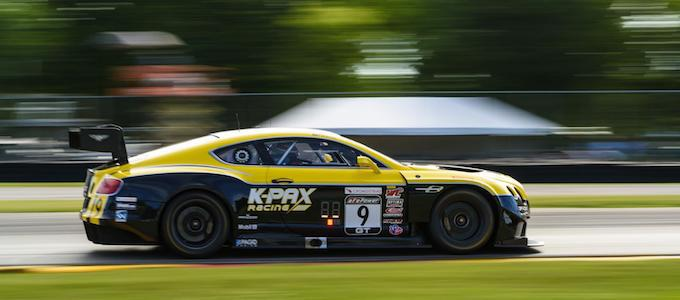 BENTLEY MOTORSPORT WINS CHAMPIONSHIP TITLE IN USA