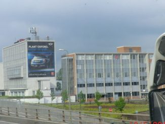 BMW's MINI Plant in Oxford
