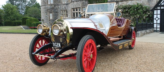 Chitty reconstruction in the grounds