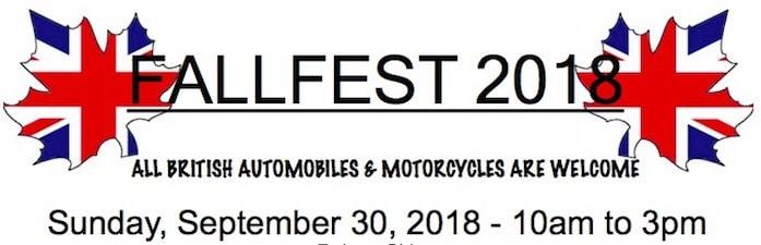 Fallfest 2018 - New Jersey