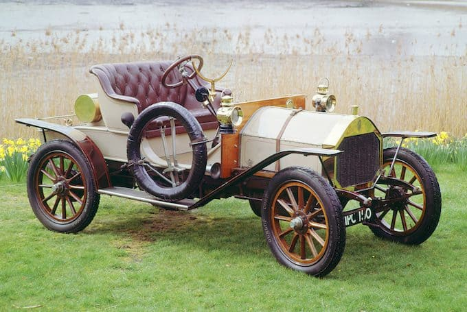 Humber 8hp 1909