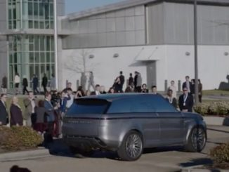 LAND ROVER PARTNERS WITH HULU TO CREATE FUTURISTIC RANGE ROVER SPORT