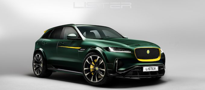 LISTER LFP SUV FINAL FRONT