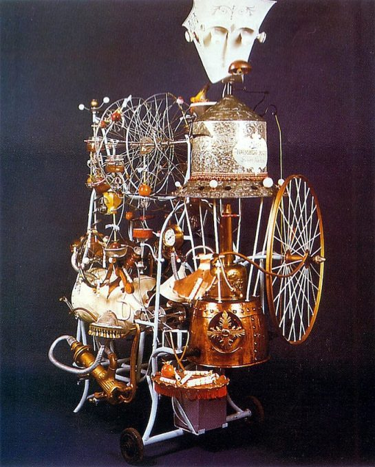 The Humbug Major from Chitty 1968