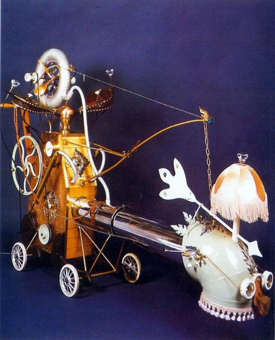 The Little Dragon Carpet Sweeper from Chitty 1968