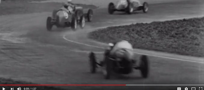 VOTW Sport on Wheels - 1948 - Racing from Goodwood