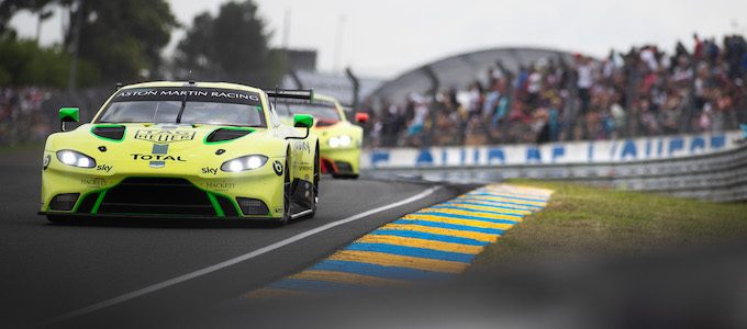 Aston Martin Heads to Japan in Search of Glory