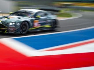 Aston Martin Heads to Japan in Search of Glory 1