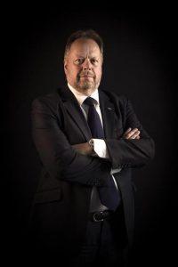 Aston Martin Lagonda President and Group CEO, Dr Andy Palmer