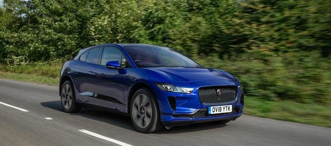 Jaguar I-PACE wins Sunday Times Car of the Year - 1