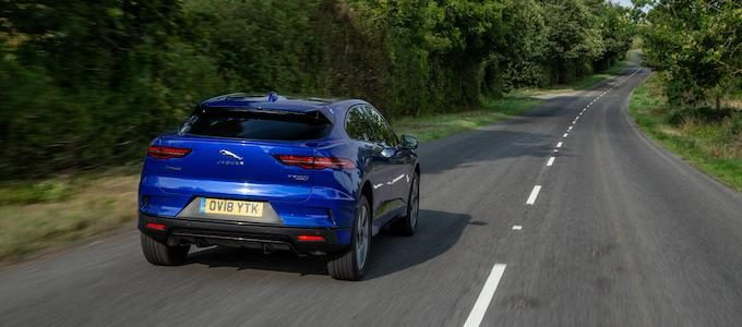 Jaguar I-PACE wins Sunday Times Car of the Year