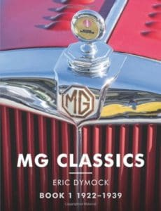 MG Classics - Book 1, by Eric Dymock