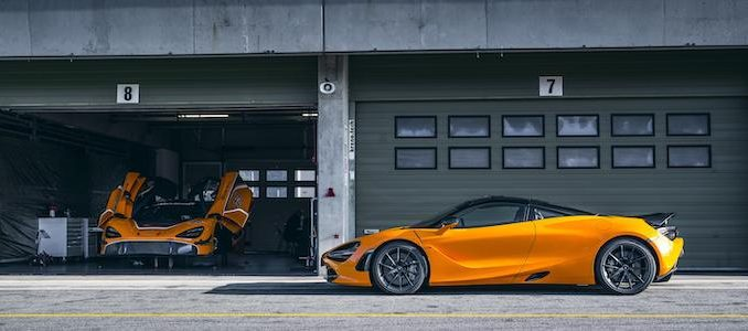 McLAREN 720S TRACK PACK PRICING FOR UNITED STATES ANNOUNCED