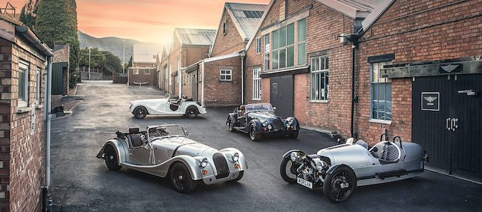 Morgan Announces 110th Anniversary Models