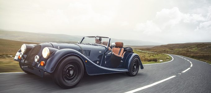 Morgan Plus 4 110 Anniversary 1