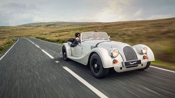 Morgan Roadster 110 Anniversary 2